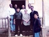 """<h5>Oficialização da """"Casa Amílcar Cabral""""</h5><p>Dia de reconhecimento oficial da """"Casa Amílcar Cabral"""" em Achada Falcão, propriedadade  que também perteceu à Elisa Castelo Branco dos Reis Martins, onde coincidentalmente nasceu Pedro Martins.</p>"""