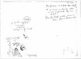 <h5>Apontamentos de Amílcar Cabral</h5><p>Apontamentos de Amílcar Cabral sobre a prisão de Pedro Martins em 1970, no seu caderno de notas, gentimente doado pela sua víuva Sra. Ana Maria Cabral.</p>