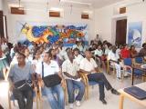 <h5>Conferência em S. Nicolau-1</h5><p>Conferência em Ribeira Brava S. Nicolau.</p>