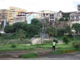 <h5>Memorial Amílcar Cabral</h5><p>Memorial Amílcar Cabral encontra-se localizado no Parque Verde de Taiti, sob a nossa proposta feita no gabinete do Primeiro Ministro e na presença de todos os arquitetos e engenheiros na cidade da Praia em 1983. O parque foi considerado como zona verde natural e palco de grandes acontecimentos na história de Cabo Verde.</p>