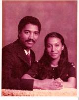 <h5>Pedro e Verónica casaram-se em 1975</h5><p>Fotografia feita em Coimbra1977 em Coimbra.</p>