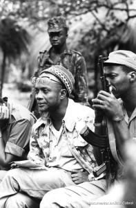 5-Fotografia de AC-Luta armada em Guiné-Bissau