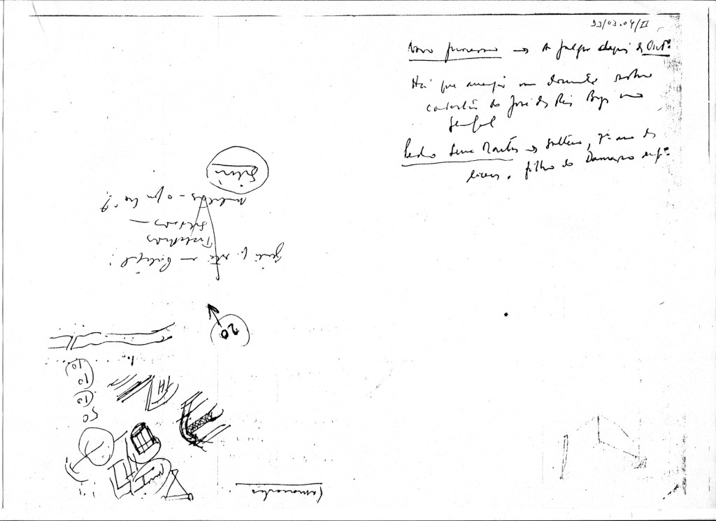 7-Notas de Amílcar Cabral sobre prisão de Pedro Martins doc1. historico2