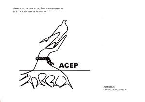 3-Símbolo da ACEP concebido por Osvaldo Azevedo