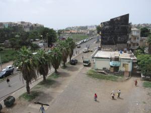 3A-Vista de Avenida Cidade de Lisboa sem o edifício