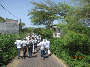 4-Marcha em Barrera