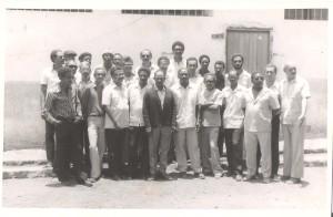 5-Ex-Presos Políticos de Tarrafal e outros militantes de clandestinidade, na constituição de ACEP